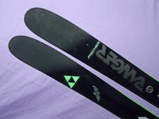 NEW! Fischer RANGER 98 Ti All-Mountain Skis 172cm w/ Freeski Rocker Carbon NEW!