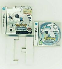 Pokémon Silberne SoulSilver Nintendo DS Sehr gut OVP, Antlg kein Pokewalker DE