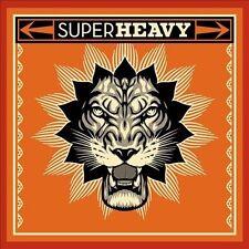 SUPERHEAVY (Mick Jagger, Dave Stewart, Joss Stone) - Super Heavy CD