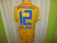 """Eintracht Braunschweig Nike Matchworn Trikot 2015/16 """"SEAT"""" + Nr.12 Omladic Gr.M"""