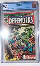 Defenders #23 CGC 9.4 (May 1975) White Pages MARVEL