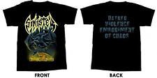 Sinister - Hate T-Shirt-XL #96631 - XL