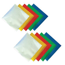 Metallic Origami colored paper shining foil 5colors 30sheets (double sided)