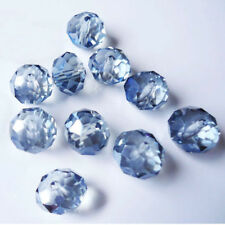 Free Shipping 32 PCS (8mm) Swarovski Crystal 5040# Rondelle Bead Loose Beads