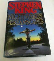 Nightmares and Dreamscapes by Stephen King 1993 Hardcover TRUE First Edition HC