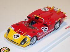 1/43 True Scale Models TSM Alfa Romeo Tip 33/3 1970 24 H LeMans #35  TSM124310