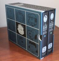 The Complete Peanuts 1963-1966 Box Set by Charles M. Schulz Hardcover new sealed