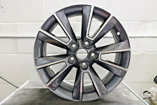 "1 x Echt Original Skoda Yeti 17"" Alloy wheel Grey Diamond Cut Spare 5L0601025"