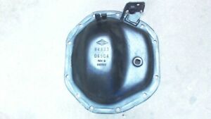 2004 Nissan Titan Differential Cover Rear Steel  383508S100 Dana Spicer ,