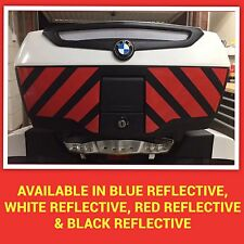 BMW K1600GT & R1200RT REFLECTIVE CHEVRONS FOR THE NEW 49 LITRE TOP CASE R1200