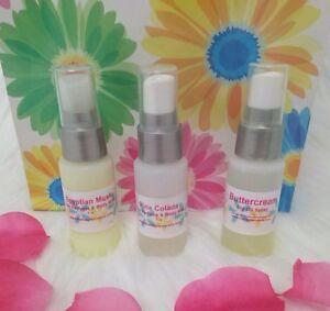 1 oz Buttercream Frosting Hair Perfume Body Spray Mist One Bottle Womens