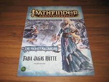 Pathfinder RPG Die Winterkönigin 2/6 Baba Jagas Hütte Mängelexemplar Ulisses