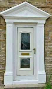 Georgian style door surround