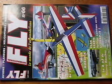 $$v Revue Fly International N°66 Plan encarte Snap-It  Miss Moravia  B 25