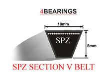 SPZ SECTION V BELT SIZES SPZ512 - SPZ1137 V BELT 10MM X 8MM