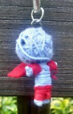VOO DOO Mini Friends SUPER BOY Keychain GOOD LUCK Doll Charm *HERO 4 Loved Ones*