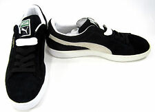 Puma Shoes Suede Classic Eco Black/White Sneakers Size 9.5 EUR 42.5