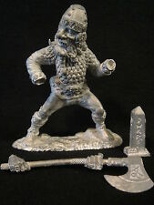 Dungeons & Dragons Miniatures -  Dwarven Giant - Grenadier Dragon Lords !!