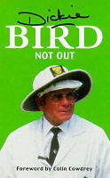Not Out, Dickie Bird, Used; Good Book