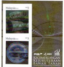 Malaysia Mini stamp 2011