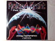 """ROLAND BRANT feat. ISABEAU Mastermind remix 12"""" RARISSIMO ITALO ZONE"""