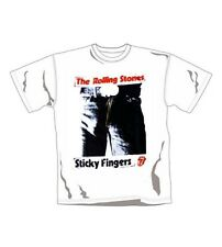 Rolling Stones Sticky Fingers Mens T-Shirt  (BOX2)