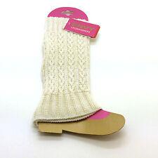 Envy Legwarmers Girls Cable Knit Legwarmers