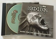 More details for the prodigy : music for jilted generation cd ( signed autographed by keith flint