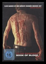 DVD BOOK OF BLOOD - CLIVE BARKER (Hellraiser) *** NEU ***
