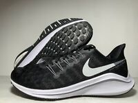 Nike Women's Air Zoom Vomero 14 Running Shoe Black/White/Thunder Grey AH7858-010
