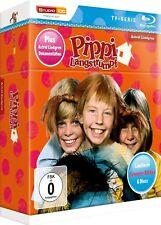 PIPPI LANGSTRUMPF, Die komplette TV-Serie (5 Blu-ray Discs + Bonus-DVD) NEU+OVP
