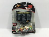 Winners Circle NASCAR #38 Elliott Sadler 1:64 M&M Car 2005 Nextel Cup Schedule