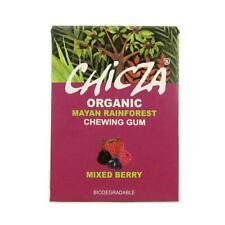 (7,63 EUR/100 g) Chicza Kaugummi Beeren Mix bio 30 g