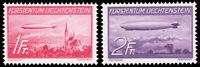 Liechtenstein #C15-C16 MNH CV$160