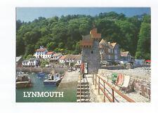 Postcard Lynmouth Devon by John Hinde    (A13)