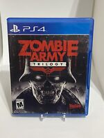 Zombie Army Trilogy Ps4 PlayStation 4 Free & Fast Shipping