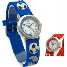 Silicone/Rubber Strap Polished Watches with 12-Hour Dial