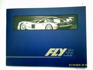 Scalextric FLY 1999 Slot Car Catalogue Mint Unused Ex Shop Stock