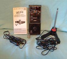 GENERAL ELECTRIC HELP 2 CB RADIO 40 CHANNEL 2-WAY EMERGENCY 3-5910