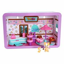 Twozies Cafe Playset Doll  Ages 5+ New Toy Play Gift Boys Girls Pet Kitchen Fun