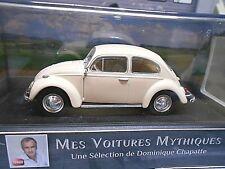 VOLKSWAGEN VW Käfer Beetle 1200 1960 beige cre Atlas IXO Altaya Sonderpreis 1:43