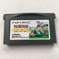 Harvest Moon: Friends of Mineral Town Game Boy Advance JAPANESE VERSION