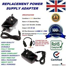 UK 5V AC POWER SUPPLY ADAPTER CHARGER TO FIT KODAK EASYSHARE DIGITAL CAMERA M863