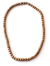 Vintage Choker Necklace Brass Beads