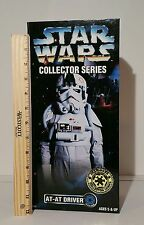 Star Wars At-At Driver Collector Series 12 inch action figure 1996 MIB