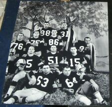 1960's GREEN BAY PACKERS VINTAGE UNSIGNED 8X10 PHOTO FOOTBALL STARR TAYLOR KRAME