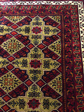 Stunning super fine hand knotted rug 7' X 10'
