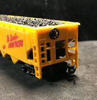 HO Union Pacific Hopper W/ Coal Load 100% Tested & Refurbished Lot Z16