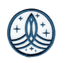 Orville Command Captain Crew Star Trek Iron on sew on patch (2.5 inch)