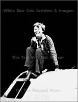 Photo: Amelia Earhart At Her Last Known Safe Landing, Lae, 1937